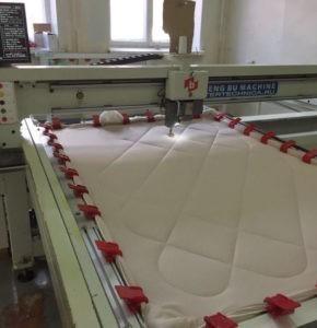 производство текстиль для гостиниц одеяла, подушки, кпб - компания Ампиртекс